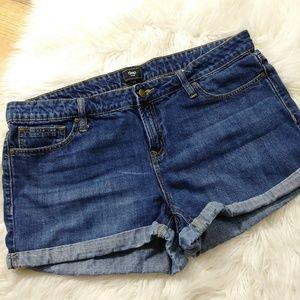Gap denim shorts 003